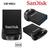 USB Flash накопитель SanDisk Ultra Fit 32Gb USB 3.1