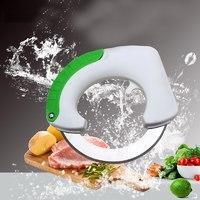 Круглый нож Bolo для резки продуктов