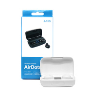 Беспроводные наушники Bluetooth AirDots A10S, белые