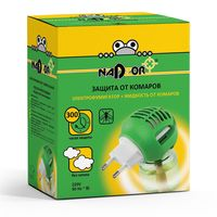 Комплект от комаров (электрофумигатор+жидкость 30 мл) NADZOR