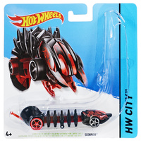 "Машинка ""Hot Wheels"" Мутанты, 1 шт"