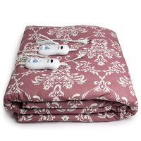 Одеяло электрическое 2-х зонное, 180х190 см