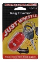 Брелок для поиска ключей с фонариком оптом