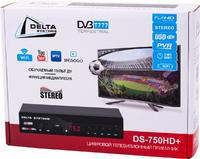 Цифровой ТВ ресивер Delta Systems DVB-T777