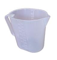 Кружка мерная 1л пластиковая