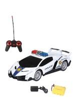 Машинка аккумуляторная на радиоуправлении Police car