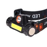 Налобный аккумуляторный фонарь FA-101