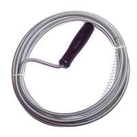 Трос для прочистки труб 3м