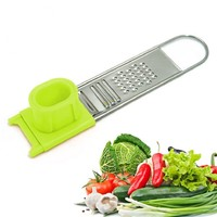 Тёрка-шинковка для овощей с защитой от порезов