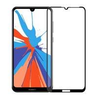 Защитное 5D стекло для Huawei Y7 (2019г)