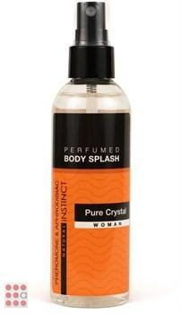 Парфюмированный спрей с феромонами и афродизиаками Pure Crystal для женщин, 100 мл (нижнее белье)
