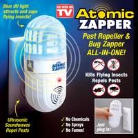 Ультрозвуковой отпугиватель насекомых и грызунов Atomic Zapper
