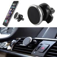 Автомобильный магнитный держатель для телефона в дефлектор X19/CXP-020