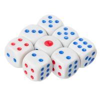 Кубики игральные 8 шт