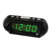 Часы настольные VST 716-4 ярко зеленые цифры