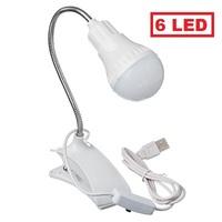 USB Лампа на прищепке