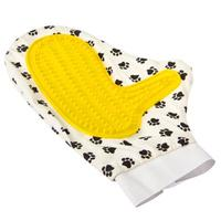Щётка-рукавица массажная для животных