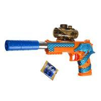 Пистолет с пулями гидрогель