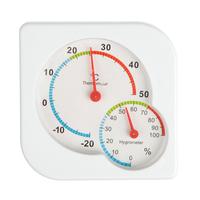 Термометр гигрометр, квадратный