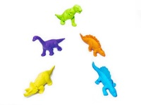 Резиновые Динозаврики