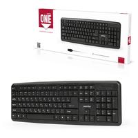 Клавиатура проводная SmartBuy One SBK-112U-K