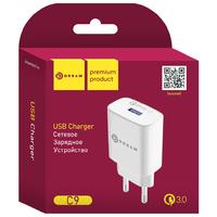 Сетевое зарядное устройство Dream C9 1USB, 2,4A