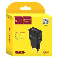 Сетевое зарядное устройство Dream S10 1USB, 2.4A