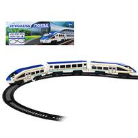 Поезд с железнодорожными путями, функция движения