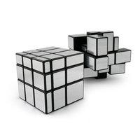 Головоломка-кубик СЕРЕБРО