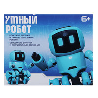 """Конструктор """"Умный робот"""", движение, свет, звук"""