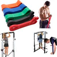 Силовая эластичная лента для фитнеса, 35 кг