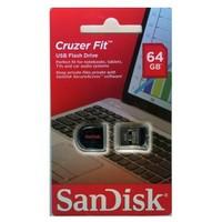 USB Flash накопитель SanDisk Cruzer Fit 64Gb