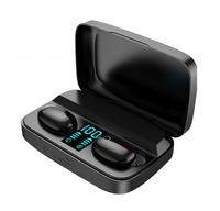 Беспроводные наушники Bluetooth AirDots A10S, чёрные