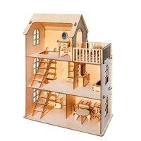 """Дом для кукол """"Eco дом"""""""