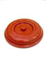Крышка для ведра пластиковая 5-7 л d 24.5 см