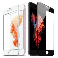 Защитное 5D стекло для Iphone 8 Plus