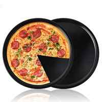 Форма для пиццы металлическая, круглая D30см