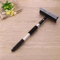 Окномойка с телескопической ручкой 94см, чёрная