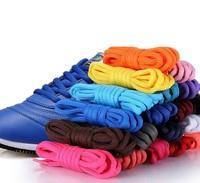 Шнурки для обуви овальные цветные 100см, 2 шт