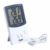 Термометр-гигрометр с выносным датчиком ТА338