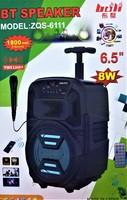 Портативная акустическая система BT SPEAKER-6111