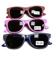 Очки солнцезащитные детские 7703