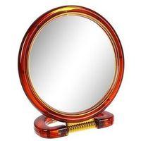 """Зеркало настольное круглое двухстороннее 5"""""""