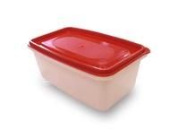 Контейнер 2 л с крышкой для пищевых продуктов