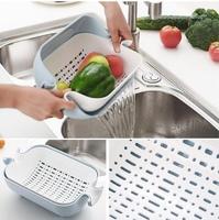 Корзина для мытья фруктов и овощей