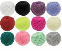 Пряжа для вязания и рукоделия 50 гр