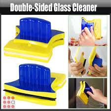 Магнитная щетка для мытья окон Glass Wiper