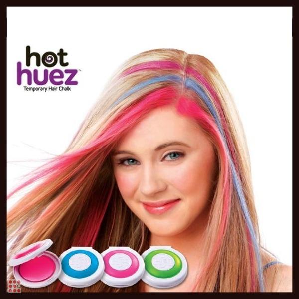 Мгновенная краска для волос Hot Huez оптом